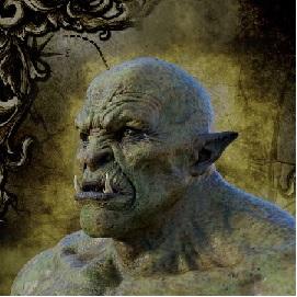 Blason du troll n°90487